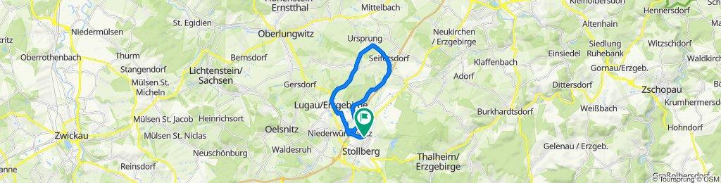 Zu den Teichen 56, Stollberg/Erzgebirge nach Zu den Teichen 56, Stollberg/Erzgebirge