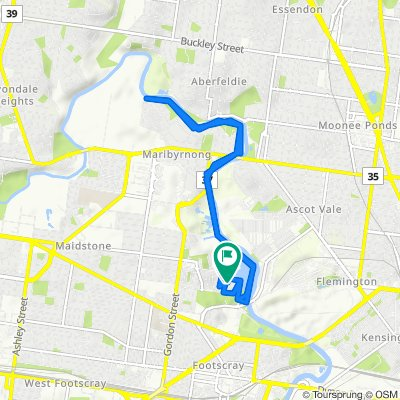 40–42 Woodruff Avenue, Maribyrnong to 38 Woodruff Avenue, Maribyrnong