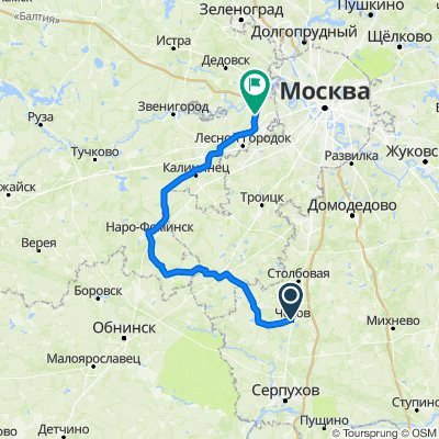 From Chekhow to Barvikha