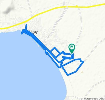 3079. Sokak 1 to Akdeniz Caddesi 26