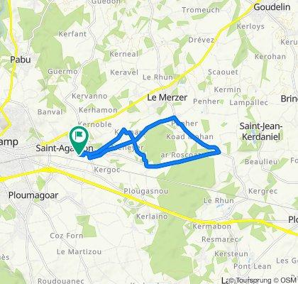 Circuit 12 Km VTT Route