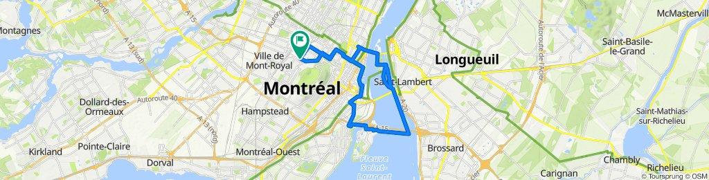 626–650 Boul Dollard, Montréal to 631–657 Boul Dollard, Montréal
