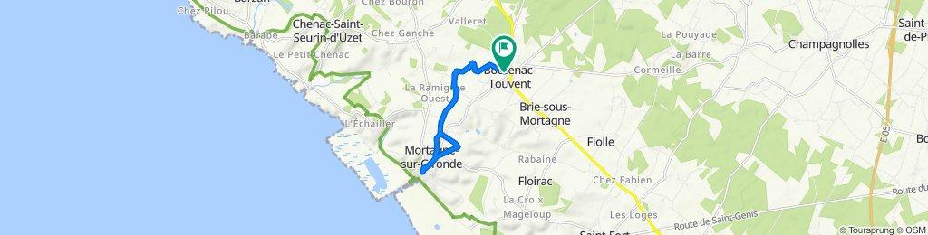 De 4 Allée des Bleuets, Boutenac-Touvent à 4 Allée des Bleuets, Boutenac-Touvent