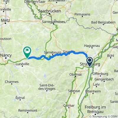 Strassburg - Parroy