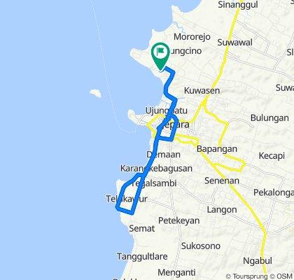 Teluk Awur Trip Aug 16'20