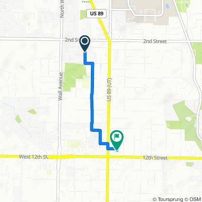 301–341 Childs Ave, Ogden to 1166 Washington Blvd, Ogden