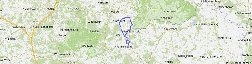 Zur Suhlendorfer Mühle