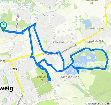 Riddagshausen Tour