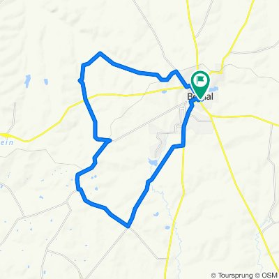 Bethal 52km