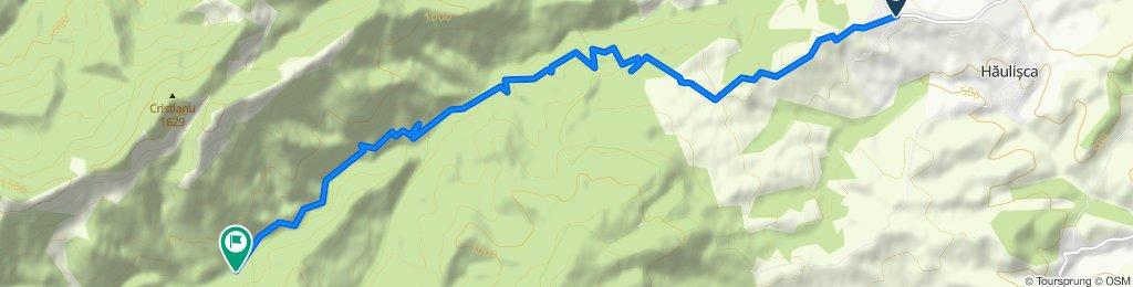 Cascada din Horn
