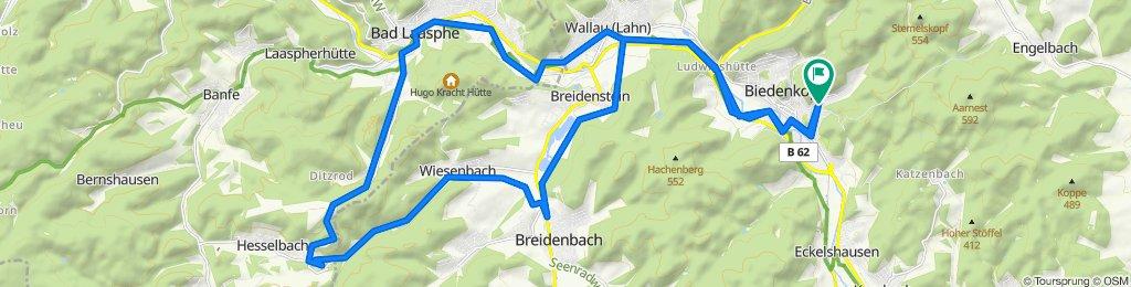 Biedenkopf-Hesselbach-Boxbach