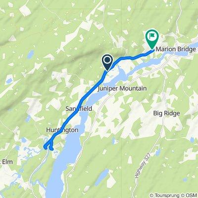 Restful route in Cape Breton