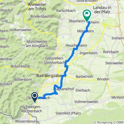Schirmbar - Wollmesheim
