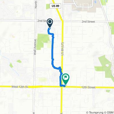 328 Childs Ave, Ogden to 442 12th St, Ogden
