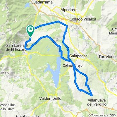 Circular Colmenarejo-Las Cuestas