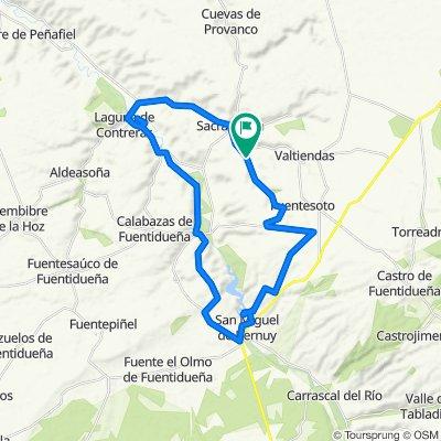 Pecharroman-San Miguel-Fuentidueña