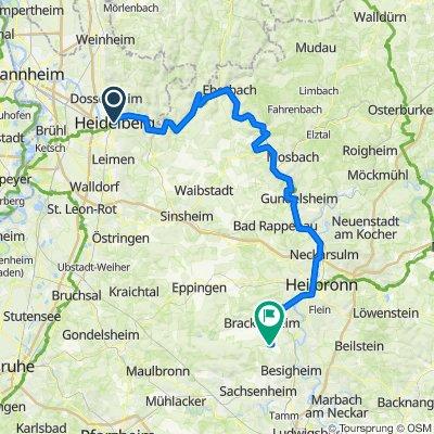 Heidelberg Bönnigheim