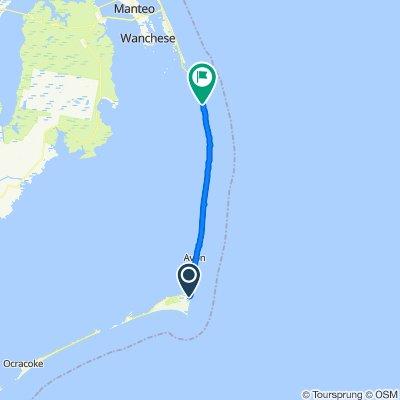 46745 NC-12, Frisco to NC-12, Rodanthe