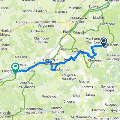 Tour-en-Sologne - Mosnes