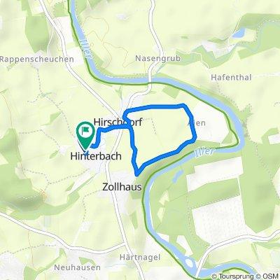 Anette-Thoma-Weg 28, Kempten (Allgäu) nach Sibylla-Merian-Weg 20, Kempten (Allgäu)