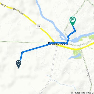 119 Harrisburg Ave, Westbrook to 41 Walker St, Westbrook