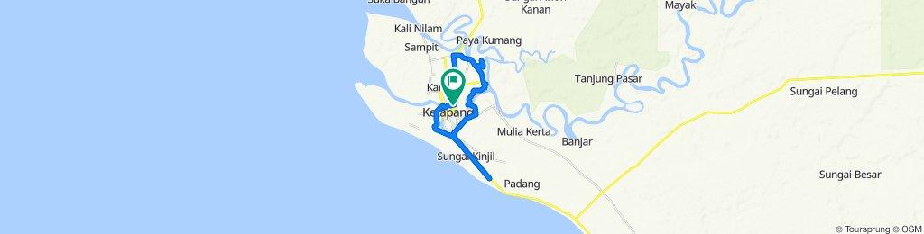 Jalan Ade Irma Suryani 7, Delta Pawan to Jalan Ade Irma Suryani 7, Delta Pawan