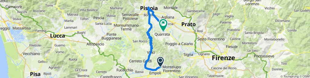 Limite - San Baronto - Pistoia - Quarrata