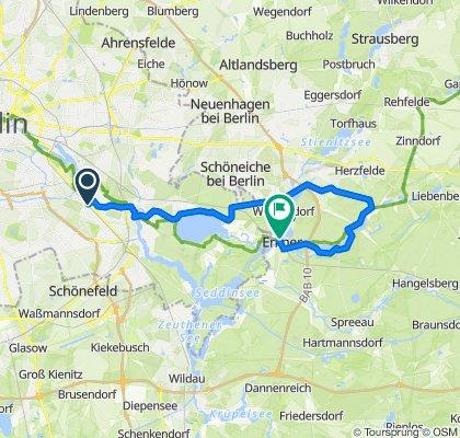 th299 Schöneweide-Woltersdorf-Erkner