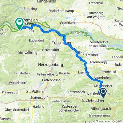 Schwabstraße 300, Maria-Anzbach nach Hundsheim 12, Hundsheim