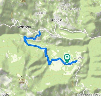 Easy ride in Peghera