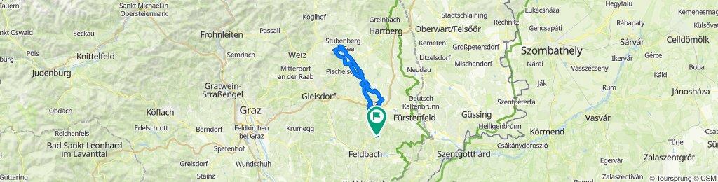 Riegersburg-Stubenbergsee