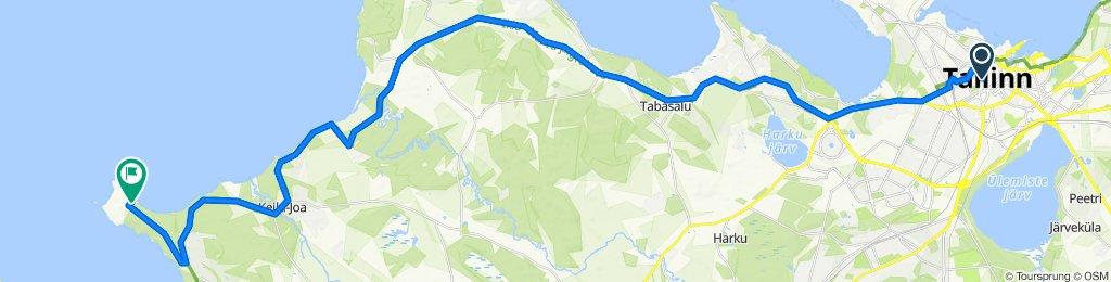 Tallinn to Keil-Joe