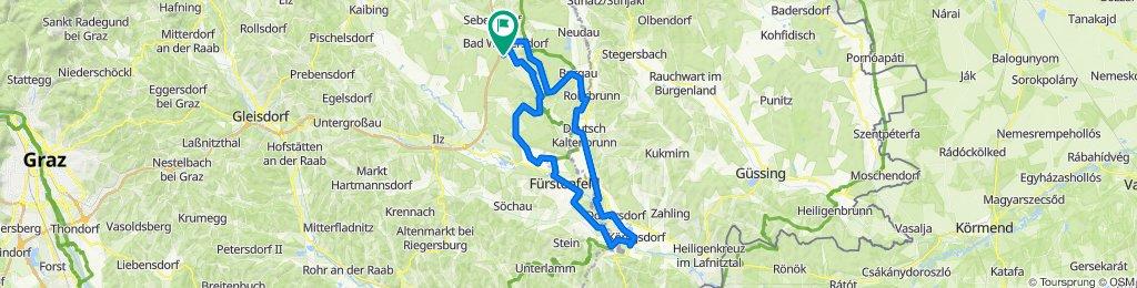 BW01-Südroute-67km