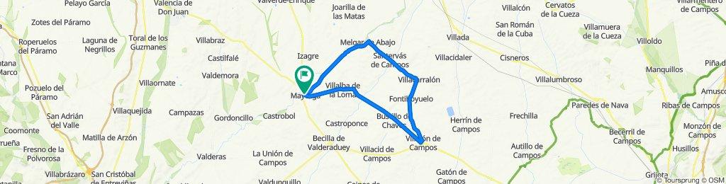 Mayorga-Villalón-Melgar-Mayorga