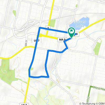 Leslie Route!