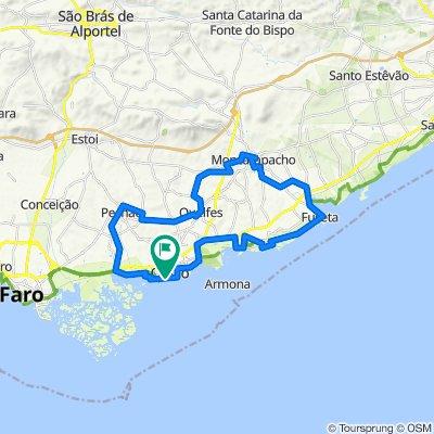 Sustentur Olhão Touring Tour