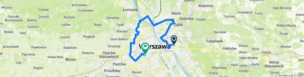 Zamieniecka 03, Warszawa do Drawska 29A, Warszawa