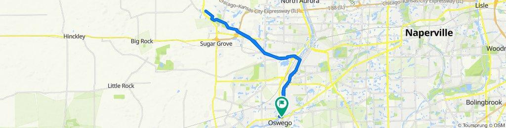 19 Main St, Oswego to 19 Main St, Oswego