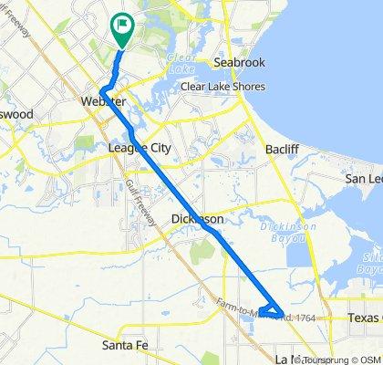 BB to West TC 32 miler