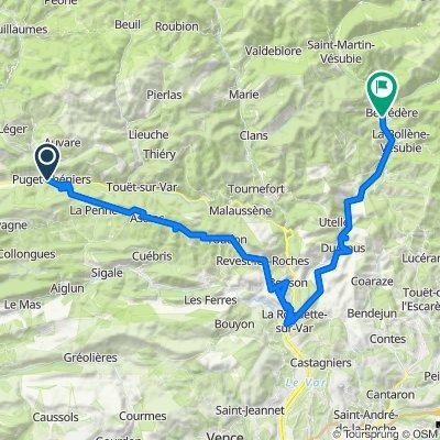 7. Etappe Critérium du Dauphiné 2021