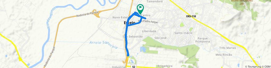De Rua Gen Jose Machado Lopes, 347, Esteio a Rua General José Machado Lopes, 307–803, Esteio