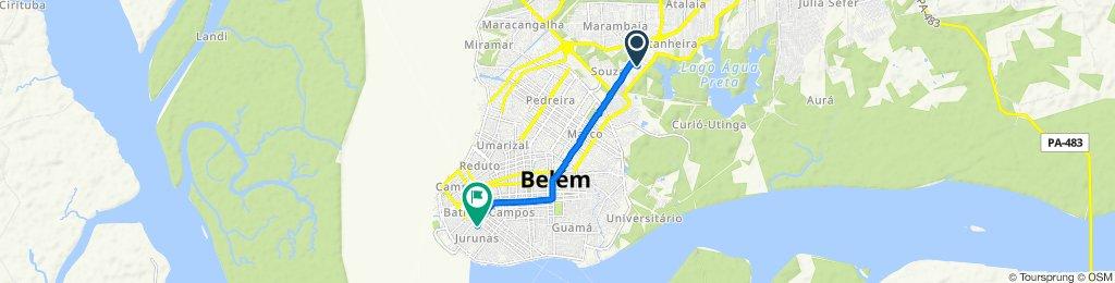 De Passagem Eládio Lima 53 a Avenida Roberto Camelier 334