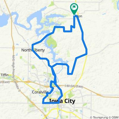 Randall Park, Solon to Randall Park, Solon