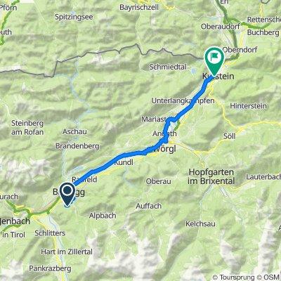 Ried 16, Reith im Alpbachtal nach Österreich, Kufstein