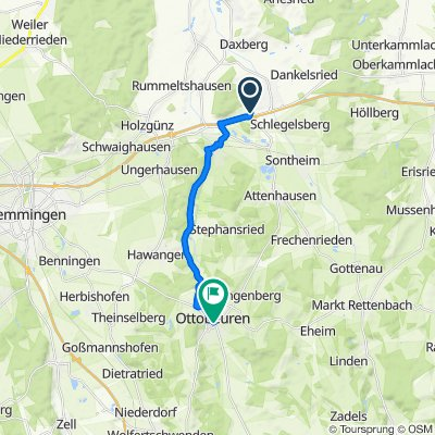 Eidlerholzstraße, Erkheim nach Silachweg 4, Ottobeuren