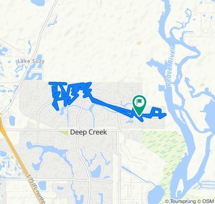 27280 Deep Creek Blvd, Punta Gorda to 27280 Deep Creek Blvd, Punta Gorda