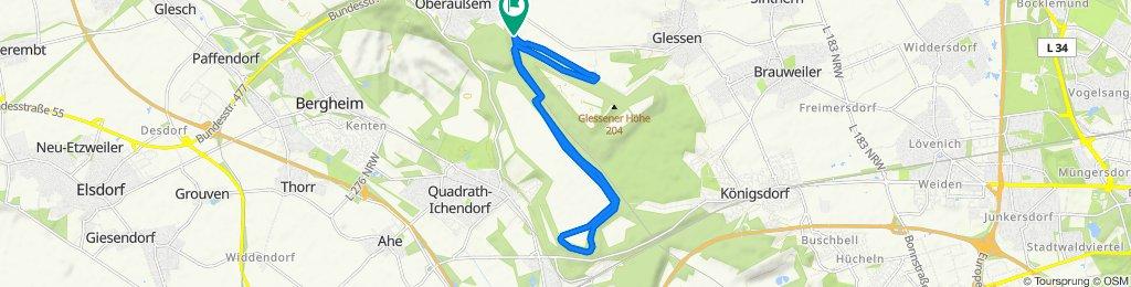 Bike Tour 1 Hallerhof