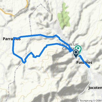 De Pastores a Unnamed Road, Pastores