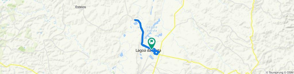 De Rua Alagoas, 364, Lagoa da Prata a Rua Alagoas, 364, Lagoa da Prata