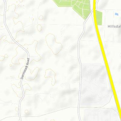 9730 Lakebrook Ct, Evansville to 9730 Lakebrook Ct, Evansville
